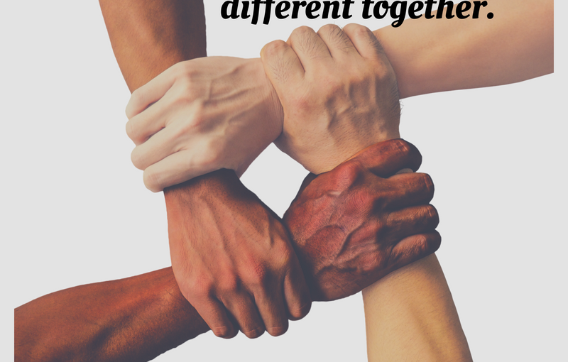 Different Together–Cheryl Erdmann